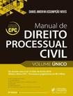 Manua de Direito Processual Civil - Daniel Amorim Assumpcao Neves