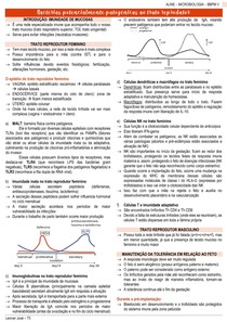 Bactérias patogênicas ao trato reprodutor - MICROBIOLOGIA