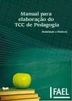 MANUAL ELABORAÇÃO TCC ENSINO A DISTANCIA