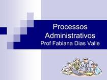 A4 - Processo Administrativo - Planejamento