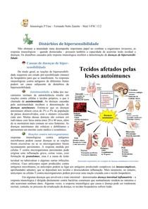 Imunologia - Fernando Zanette