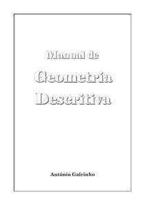 Manual de Geometria Descritiva_Antônio Galrinho 2012
