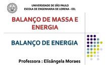 Aula Balanço de Energia Teoria e Exemplos