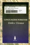 Linguagem Forense
