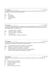 2 SIMULADOS AV2 - Estrutura das Demonstrações Contábeis