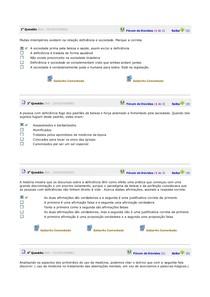 Psicicologia das Pessoas com Necessidades Especiais aula 1 à 5