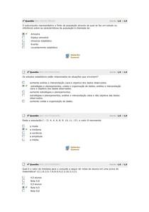 analise e estatisticaAV PARCIAL