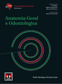 Livro Anatomia Geral e Odontológica - ABENO