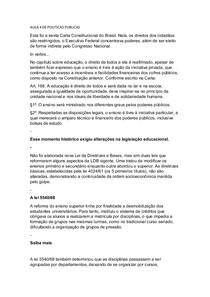 AULA 4,5, 7, 8, 9 , 10  DE POLITICAS PUBLICAS