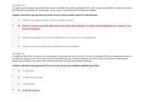 Apol 3  Sociologia Organizacional e Responsabilidade Social e Empresarial