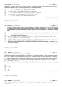 DIREITO CONSTITUCIONAL AVANÇADO - 3
