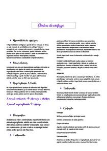 Clínica de esôfago 1