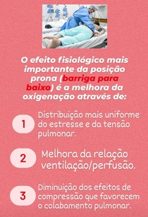Efeitos da Posição Prona - @biaresumosdafisio