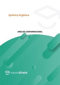 Análise conformacional