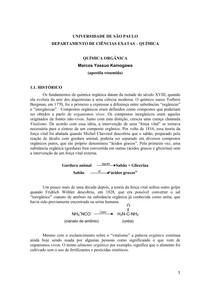 Química Orgânica - Apostila Resumida