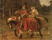 Alphonse Mucha - Heraldic-Chivalry