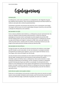 Cefalosporina