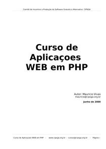 Curso Aplicacoes-WEB-Em-PHP