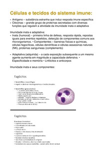 Células do sistema imune