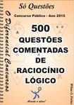 RACIOCÍNIO LÓGICO(DICAS SURPREENDENTES)- Apostila amostra