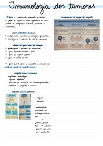 Imunologia dos tumores