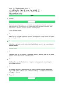 Fisiologia Humana Aol5