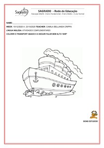 COLORINDO TRANSPORTS