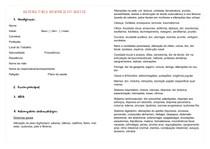 Roteiro Anamnese Adulto com Interrogatório Sintomatológico