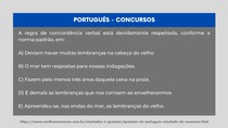 Português - Norma-padrão