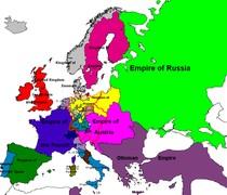 Europa 1805