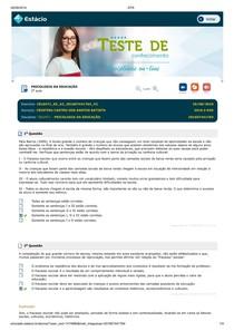 PISCICOLOGIA DA EDUCAÇÃO SIMULADO 2 2pdf
