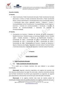 Resumo Direito Constitucional   Aula 03