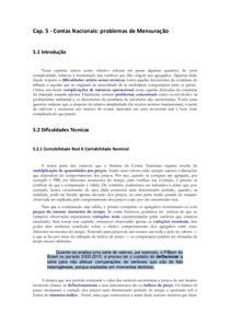 Capítulo 5 (antigo 3 mais as contas trimestrais)