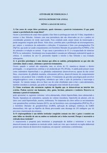 ATIVIDADE DE FISIOLOGIA 2 (sistema reprodutor animal)