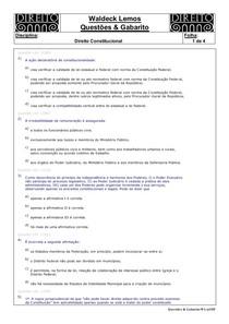 WL-Questões-04-Direito Constitucional-031-PCI