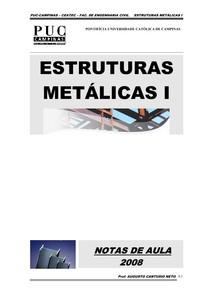 Estruturas Metalicas PUCC 1