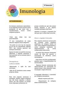 Imunologia- Autoimunidade