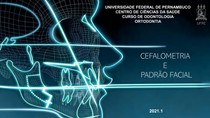 CEFALOMETRIA E PADRÃO FACIAL