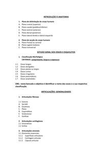 Anatomia para Enfermagem UFPE
