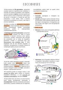 Toxoplasmose e Criptosporidiose