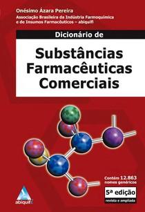Dicionário de substâncias farmacêuticas comerciais