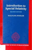 Wolfgang Rindler - Introduction To Special Relativity