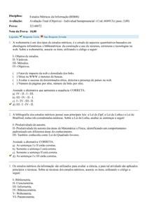Avaliação final estudos métricos da informaçao 32148072