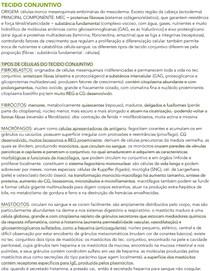 Histologia do Tecido Conjuntivo