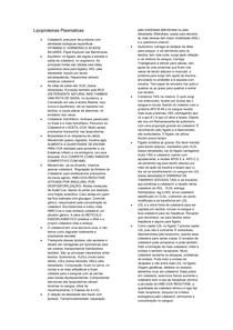 Lipoproteinas Plasmaticas