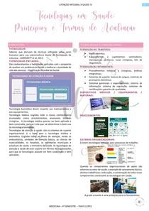 AIS IV - AULA 02 - TECNOLOGIAS EM SAÚDE - PRINCÍPIOS E FORMAS DE AVALIAÇÃO (09 09 20)