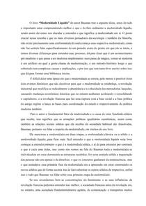 Resumo Modernidade Líquida Livro por Zygmunt Bauman