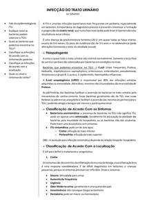 ITU - Pediatria