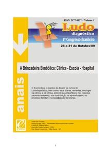 1 Congresso brasileiro de Ludodiagnostico