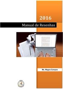 Manual A RESENHA COMO UM GÊNERO ACADÊMICO 2017